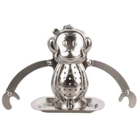 Kikkerland Tea Infuser Monkey - Nalno.com Outdoor Equipment