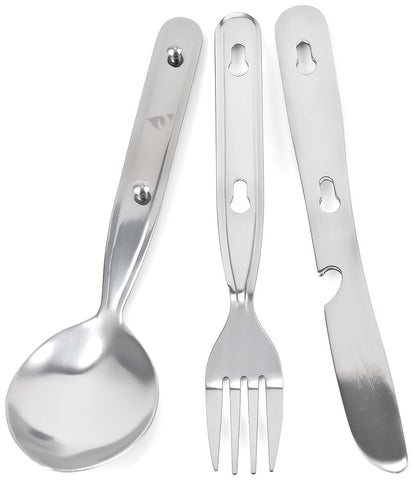 Chinook Ridgeline Stainless Steel Cutlery Set