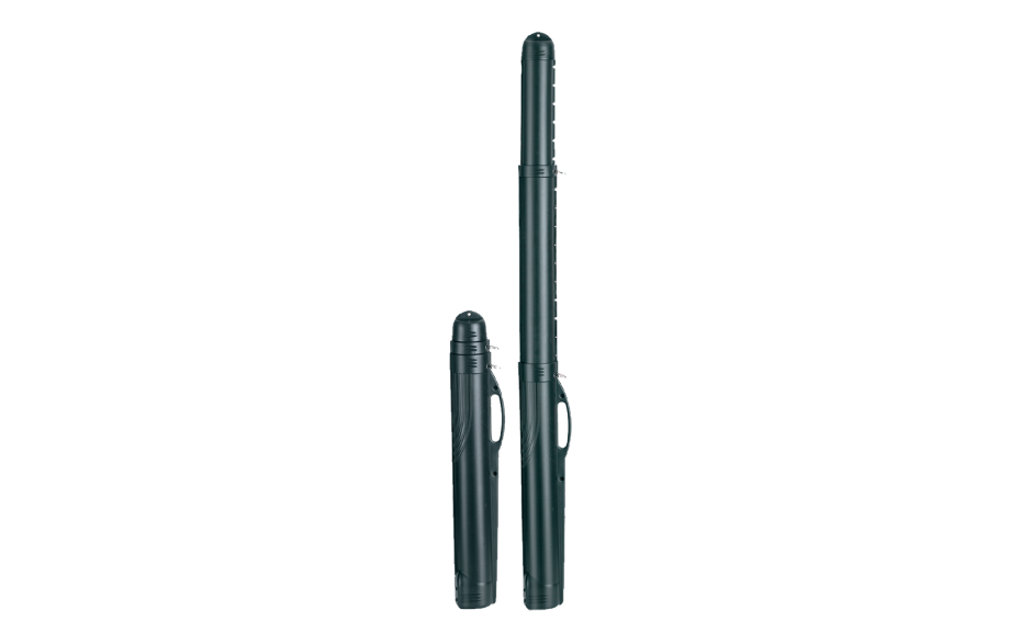 Plano Airliner Telescoping Rod Tube