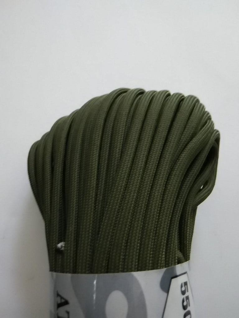 Olive Drab Paracord - Nalno.com Outdoor Equipment - 2