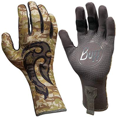 Buff MXS Fishing Gloves