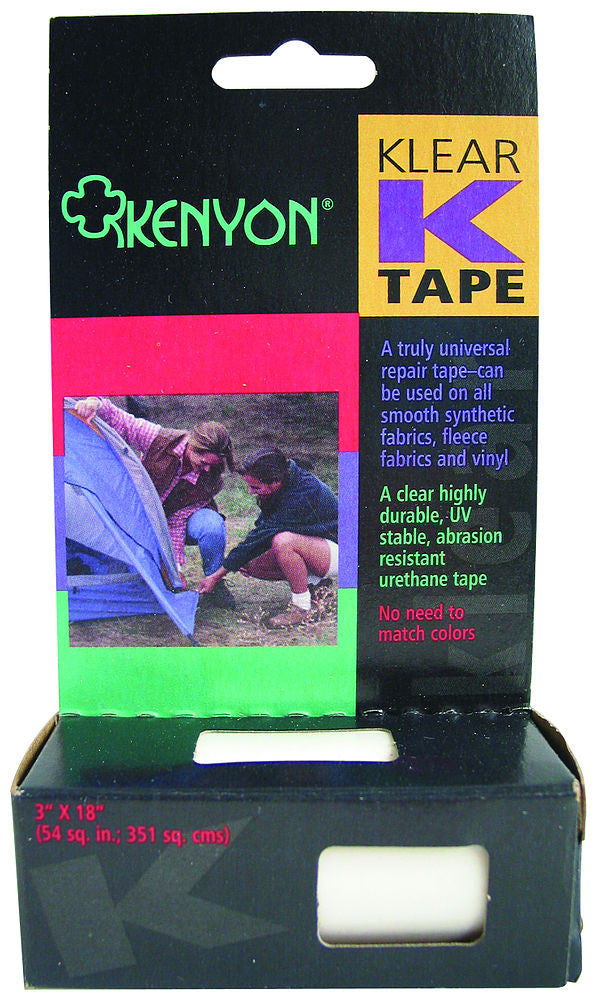 Kenyon Klear K-Tape Repair Tape