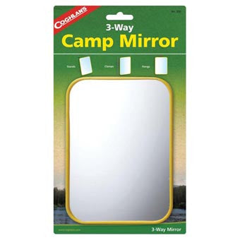 Coghlans Camping Mirror - Nalno.com Outdoor Equipment