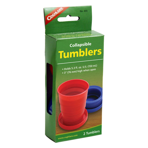 Coghlan's Collapsible Tumblers - Nalno.com Outdoor Equipment