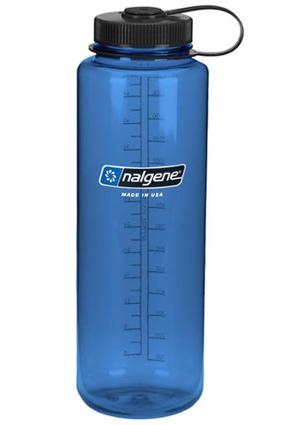 Nalgene Wide Mouth 1.5l Blue - Nalno.com Outdoor Equipment
