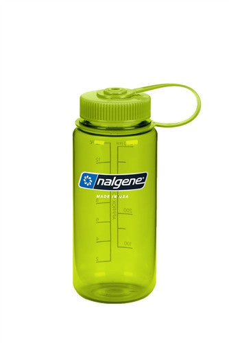 Nalgene 500ml Wide Mouth Spring Green