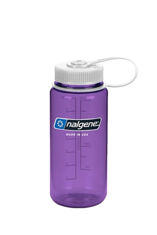 Nalgene 500ml Wide Mouth Purple