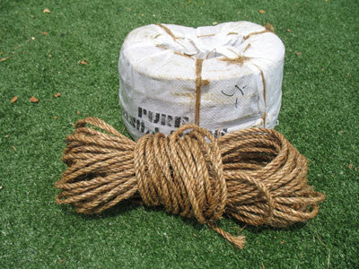 6mm Manila Hemp Rope (200 m) - Nalno.com Outdoor Equipment
