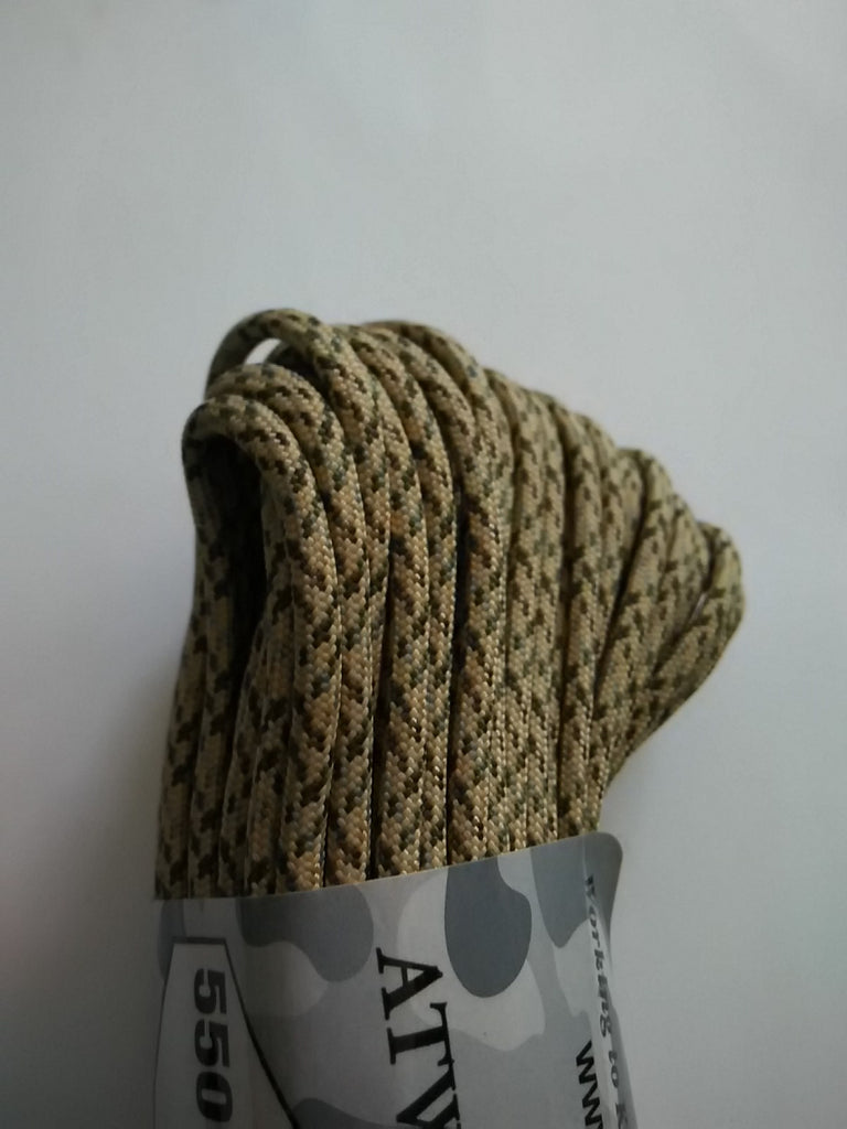Desert Paracord - Nalno.com Outdoor Equipment - 1