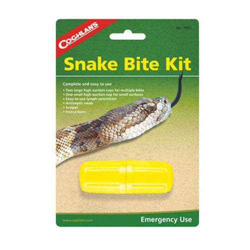 Coghlans Snake Bite Kit - Nalno.com Outdoor Equipment