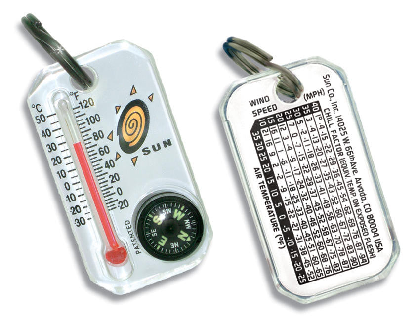 Sun Therm-o-compass - Nalno.com Outdoor Equipment