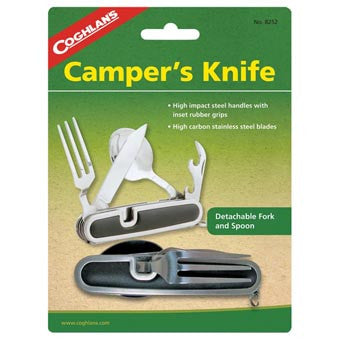 Coghlans Campers Knife - Nalno.com Outdoor Equipment