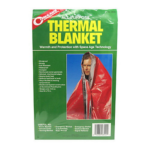 Coghlans Thermal Blanket - Nalno.com Outdoor Equipment