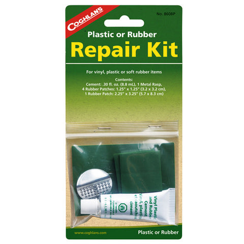 Coghlans Rubber Repair Kit - Nalno.com Outdoor Equipment