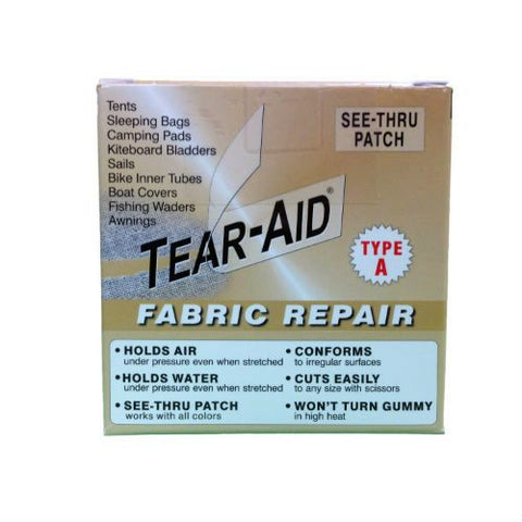 Tear-Aid Fabric Repair Type-A
