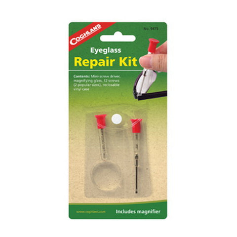 Coghlans Eyeglass Repair Kit - Nalno.com Outdoor Equipment