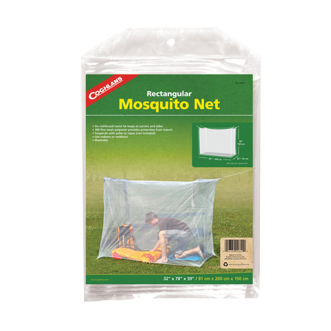 Coghlans Mosquito Net Single White - Nalno.com Outdoor Equipment