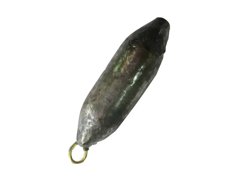 One Eye Cigar Lead Sinker - Nalno.com Outdoor Equipment