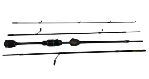 Abu Garcia Mass Beat Extreme Light Travel Spin Rod