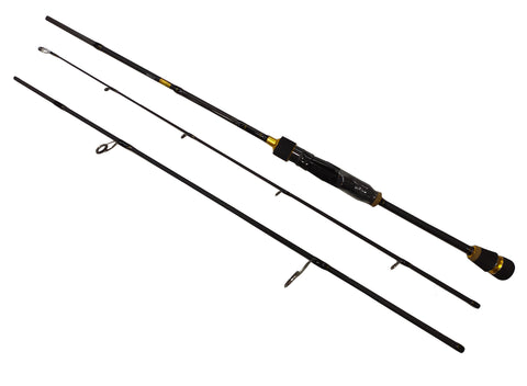 Abu Garcia Axecutor Marksman 3-PC Spin Travel Rod