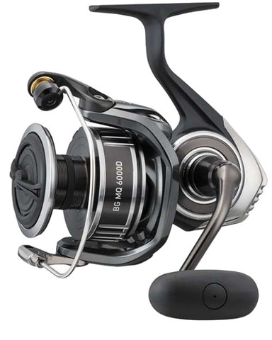 Daiwa BG MQ 3000, 4000 and 20000 Spinning Reels