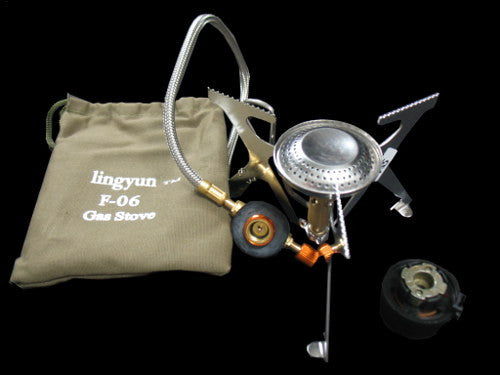 Butane Backpacking Stove - Nalno.com Outdoor Equipment