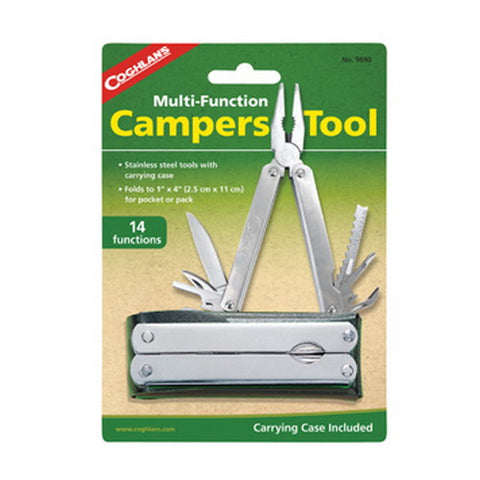 Coghlans Camper's Tool - Nalno.com Outdoor Equipment