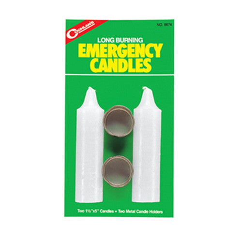 Coghlans Emergency Candles - Nalno.com Outdoor Equipment