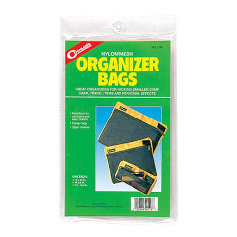 Coghlans Organiser Bags - Nalno.com Outdoor Equipment