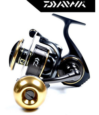 Daiwa BG MQ 5000D-H-ARK and 6000D-H-ARK Spinning Reels