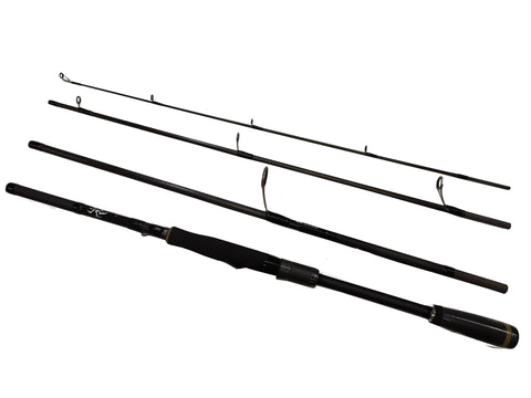 Daiwa Tatula 4-pc Travel Rod Spinning (3 models as available)