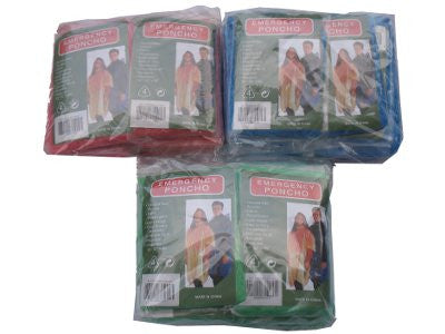 Disposable Ponchos - Nalno.com Outdoor Equipment