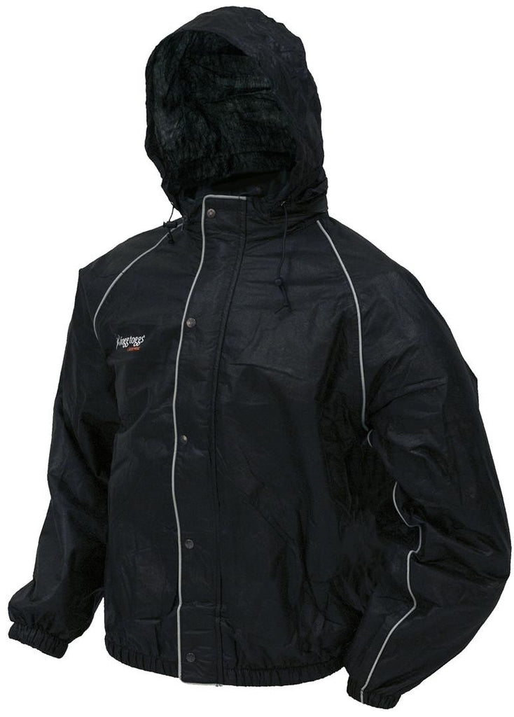 Frogg Toggs Road Toad Motorcycle Jacket Med