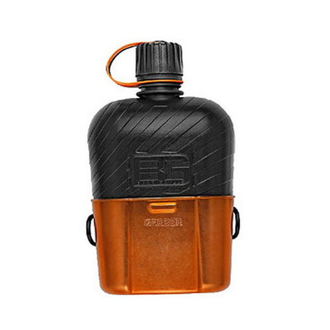 Gerber Bear Grylls Canteen Water Bottle - Nalno.com Outdoor Equipment