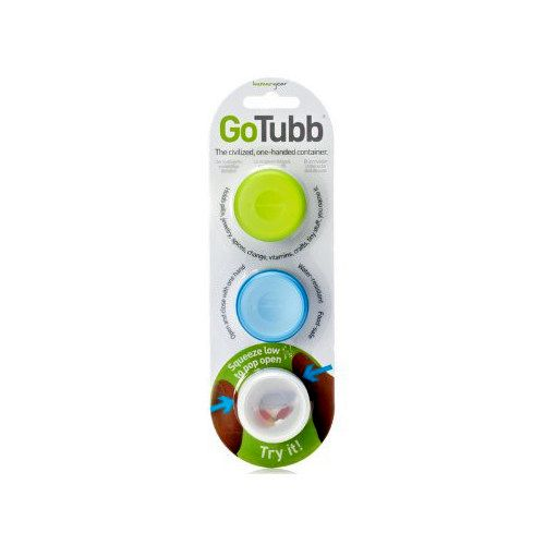 Human Gear GoTubb 3 Pack (Small)
