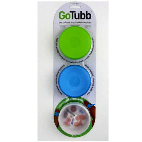 Human Gear GoTubb 3 Pack (Medium)