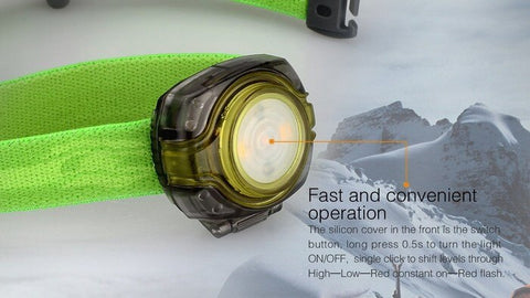 Fenix HL05 LED Headlamp