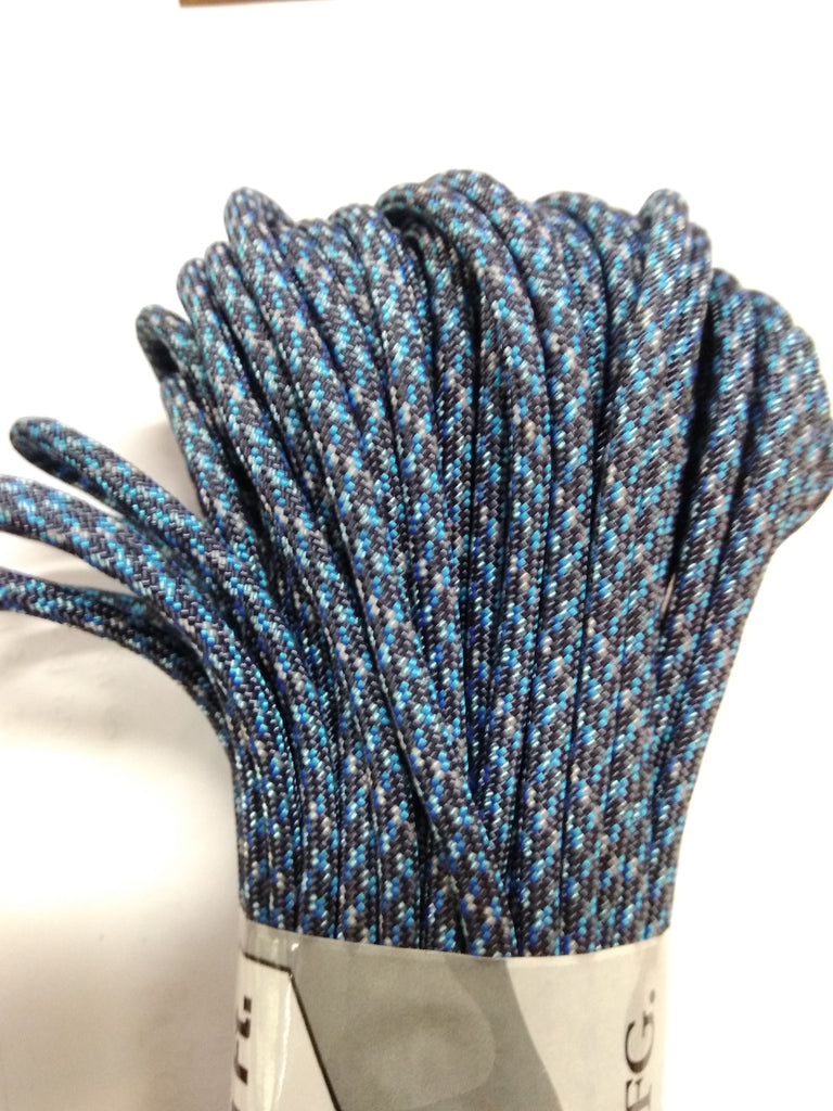 B Spec Blue Paracord