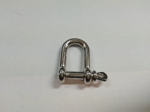 Paracord Shackle and Steel Connectors