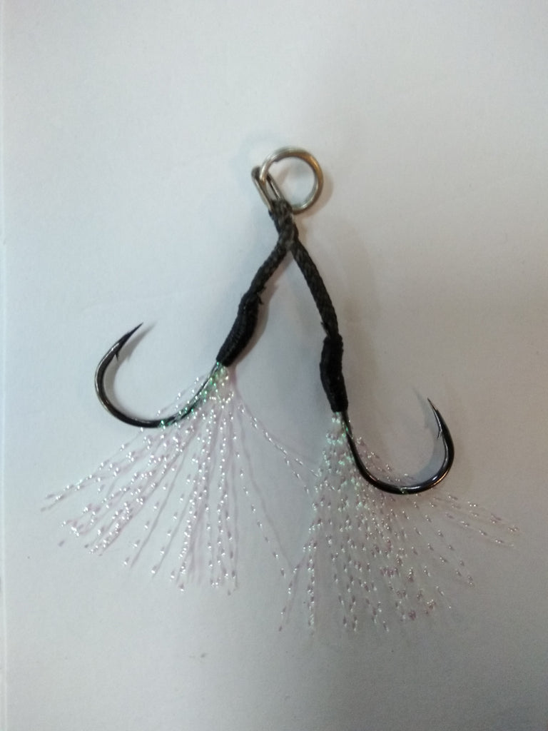 Decoy DJ-92 Size 2 Assist Hooks