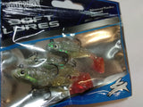 White Rabbit Soft Lures 6.4cm