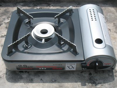 Portable Butane Stove - Nalno.com Outdoor Equipment