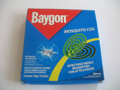 Baygon Mosquito Coil - Nalno.com Outdoor Equipment