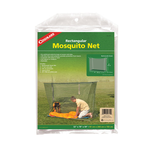 Coghlans Backwoods Mosquito Net Single - Nalno.com Outdoor Equipment