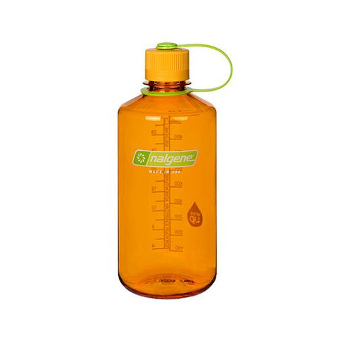 Nalgene 1l Narrow Mouth Clementine
