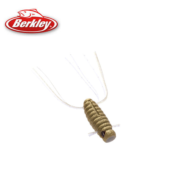 Berkley PowerBait Aokimushi MID 1.7in Insect Rubber JDM
