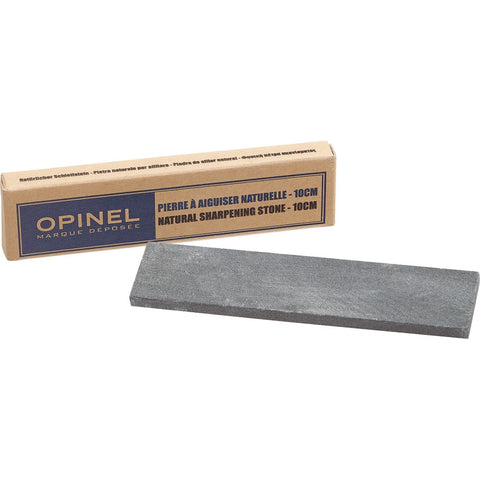 Opinel Natural Sharpening Stone 10cm