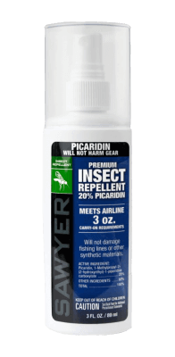 Sawyer Picaridin Insect Repellent Spray 89ml