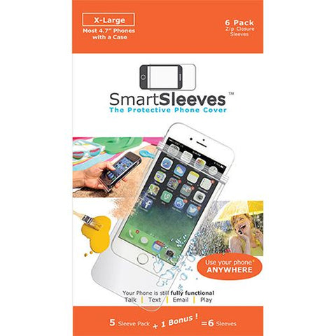 SmartSleeves for Phones and Phablets