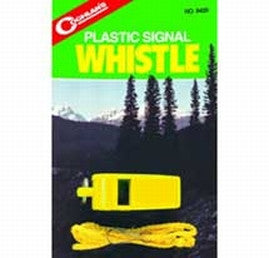Coghlans Plastic Signal Whistle - Nalno.com Outdoor Equipment